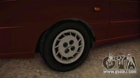 Daewoo-FSO Polonez Kombi Plus 1.6 GLi for GTA San Andreas back view