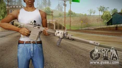 Battlefield 4 - SR338 for GTA San Andreas third screenshot