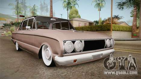 Ford Falcon 1963 for GTA San Andreas right view