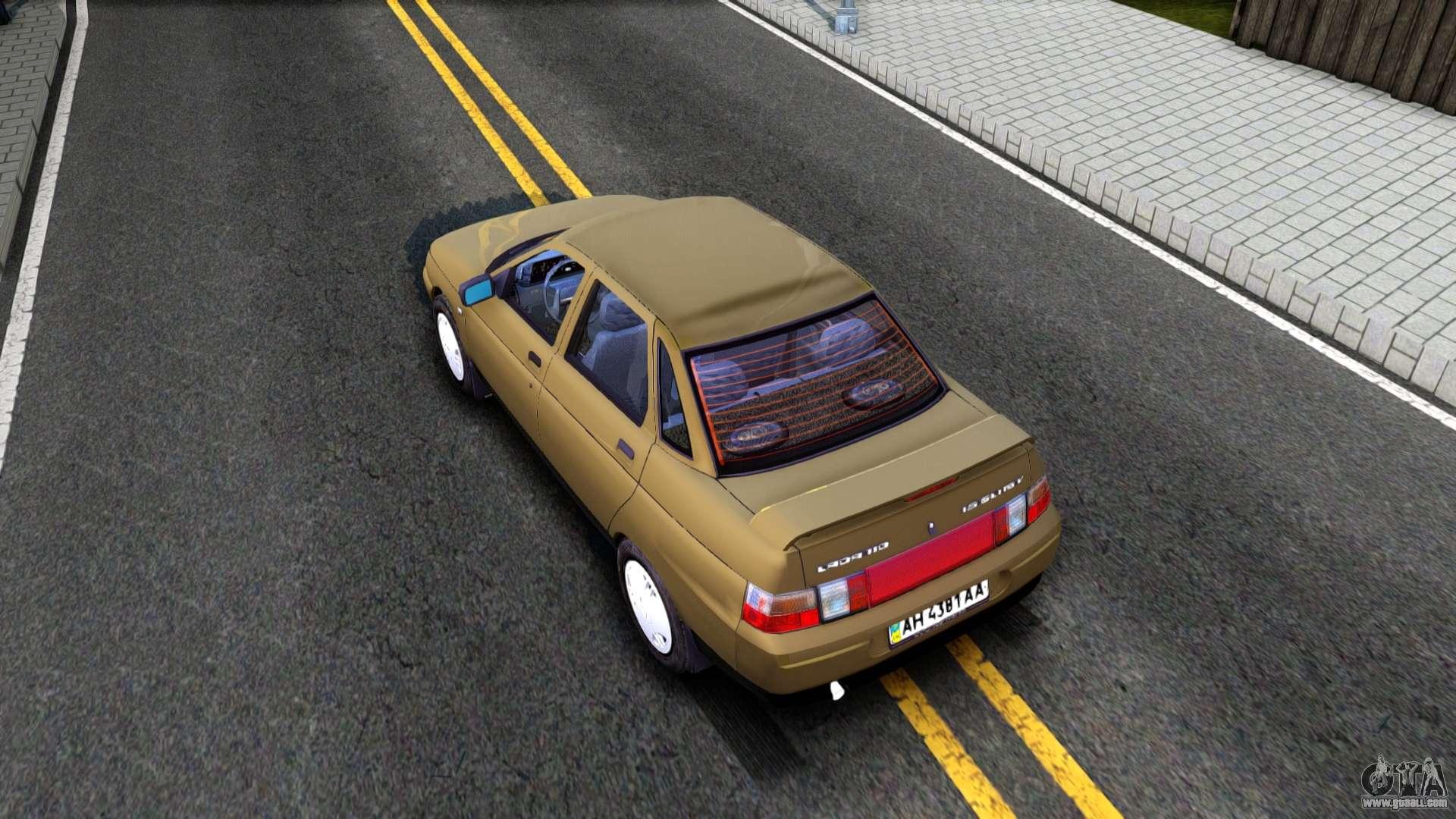 VAZ 21103 - the same ten, but better 83
