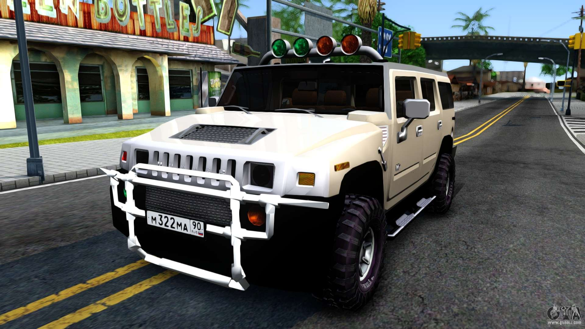 hummer h2 for gta san andreas. Black Bedroom Furniture Sets. Home Design Ideas