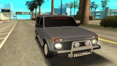 Lada Niva 2131 for GTA San Andreas