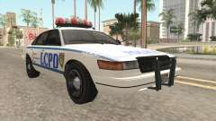 GTA 4 Police Stanier for GTA San Andreas