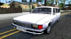 GAZ 310221 Facelift 3102