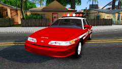 "Ford Crown Victoria 1992 ""NY Police Department"" for GTA San Andreas"
