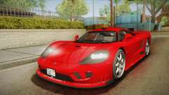 Saleen S7 for GTA San Andreas