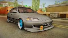 Honda Civic Tuned for GTA San Andreas