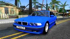 BMW 750iL E38 2001 for GTA San Andreas