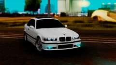 BMW M3 E36 ZLO for GTA San Andreas