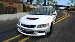 Mitsubishi Lancer Evolution IX for GTA San Andreas