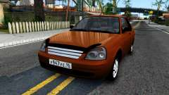 VAZ 2170 V2 for GTA San Andreas