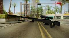 50 Cent: BTS - Bolt Action Sniper Rifle for GTA San Andreas