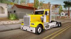 Kenworth W900 ATS 6x2 Middit Cab Low for GTA San Andreas