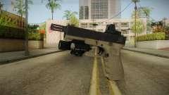 Battlefield 4 - G18 for GTA San Andreas
