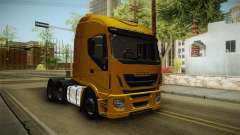 Iveco Stralis Hi-Way 560 E6 6x2 v3.0 for GTA San Andreas