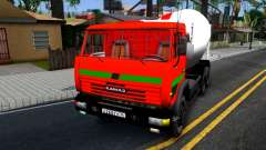 KAMAZ 65115 v2 for GTA San Andreas