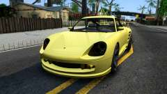 Pfister Comet From GTA 5 for GTA San Andreas