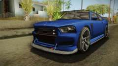 GTA 5 Bravado Buffalo 2-doors Coupe