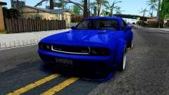 Dodge Challenger SRT8 Liberty Walk for GTA San Andreas