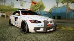 BMW M3 Turkish Police