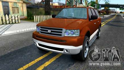 Dundreary Landstal GTA IV for GTA San Andreas