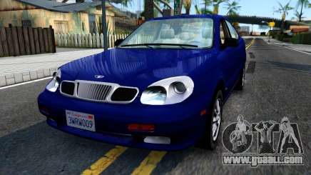 Daewoo Leganza CDX US 2001 for GTA San Andreas