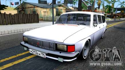 GAZ 310221 Facelift 3102 for GTA San Andreas