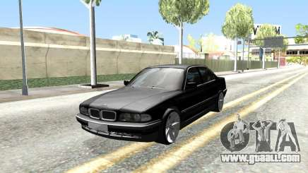 BMW 730i E38 for GTA San Andreas