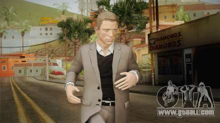 007 James Bond Daniel Craig Suit v2 for GTA San Andreas