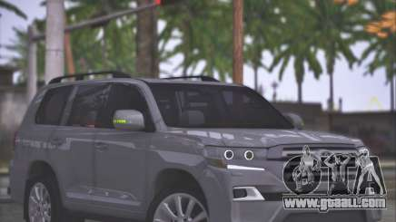 Toyota Land Cruiser 200 Sport Design for GTA San Andreas
