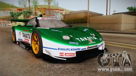 Honda NSX 2005 TAKATA Dome for GTA San Andreas