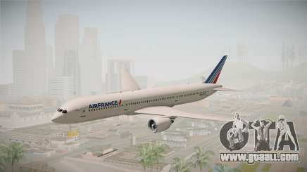 Boeing 787 Air France for GTA San Andreas