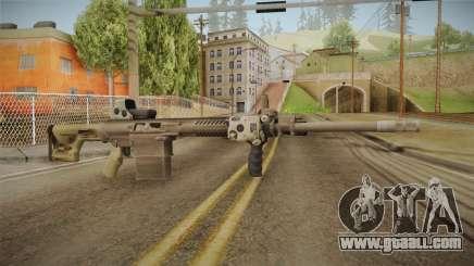 Battlefield 4 - SR338 for GTA San Andreas