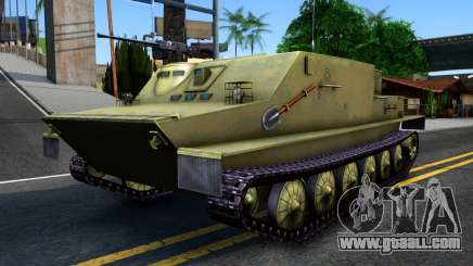 BTR-50 for GTA San Andreas