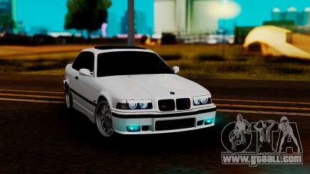 BMW M3 E36 ZLO for GTA San Andreas