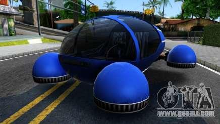 Alien Manana for GTA San Andreas