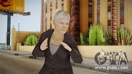 007 EON M for GTA San Andreas