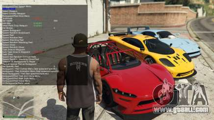 Simple Trainer 5.2 for GTA 5