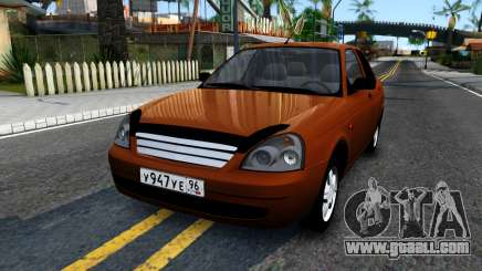 VAZ 2170 V2 for GTA San Andreas