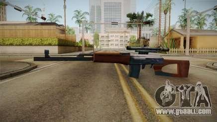 Dragunov Low Poly SA Style for GTA San Andreas