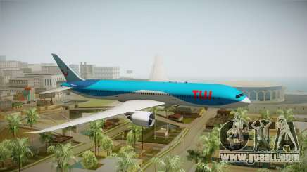 Boeing 787 TUI Airlines for GTA San Andreas