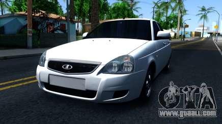 VAZ 2170 for GTA San Andreas