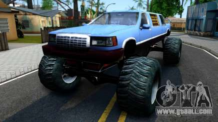 Stretch Monster Truck for GTA San Andreas