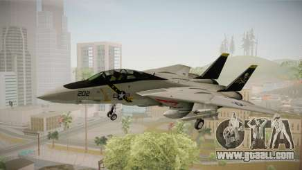 F-14A IRIS for GTA San Andreas