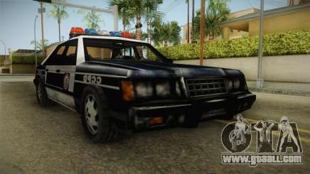 Manhunt (GTA VC) Police CCPD for GTA San Andreas
