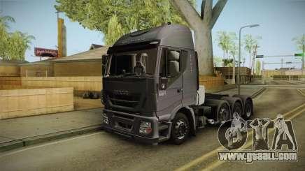 Iveco Stralis Hi-Way 560 E6 8x4 v3.0 for GTA San Andreas
