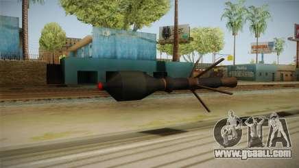Blacklight: Retribution - RL2a for GTA San Andreas
