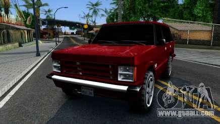 Huntley HD for GTA San Andreas