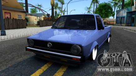 Volkswagen Caddy 1980 for GTA San Andreas