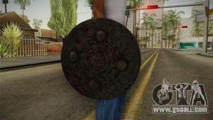 The Elder Scrolls V: Skyrim - Iron Shield for GTA San Andreas
